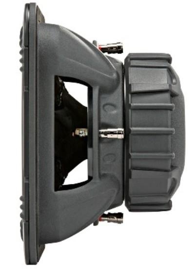 Kicker Solo-Baric L7r 10 inch Square Subwoofer 3