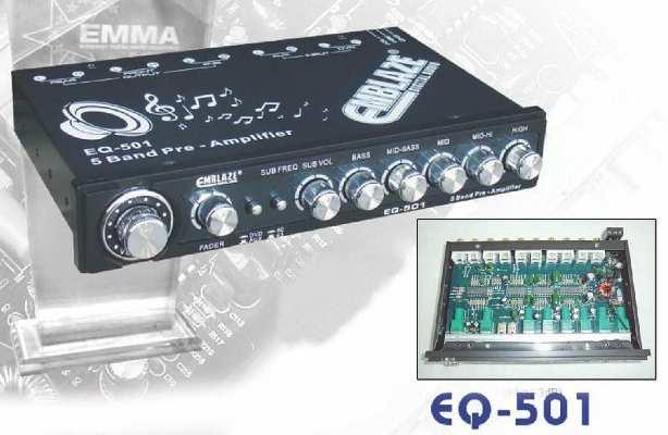 EMBLAZE EQ-501