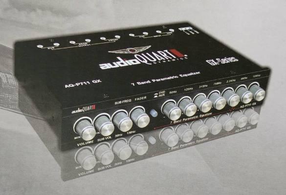 AUDIO QUART AQ-P711
