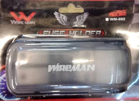 Wire Man  WM-892 (ฟิวส์เข้า1 ออก 2 )
