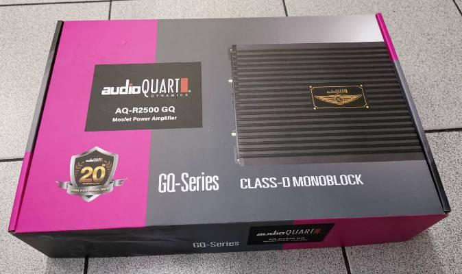 Audio QUART AQ-R2500 GQ