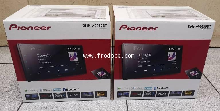 PIONEER DMH-A4450BT (New2021) 5