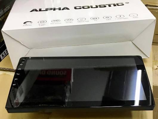 จอตรงรุ่นรถ Alpha Coustic จอระบบ Android จอ 9 นิ้ว และ 10 นิ้ว