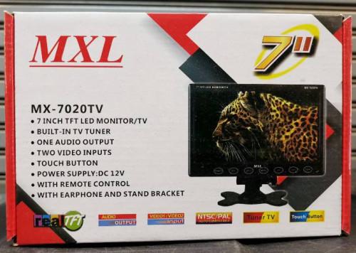 MXL จอตั้งขนาด 5 - 7 นิ้ว