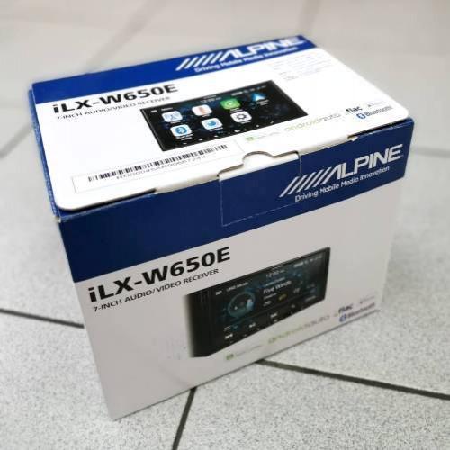 ALPINE ILX-W650E