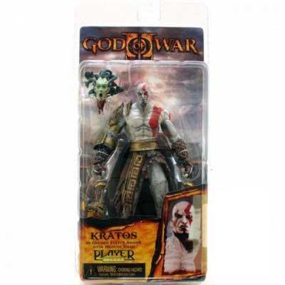 God of War  Kratos Golden Fleece