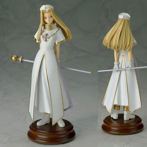 Tales of Phantasia 1/8 Scale Pre-painted PVC Figure: Mint Adnade 1