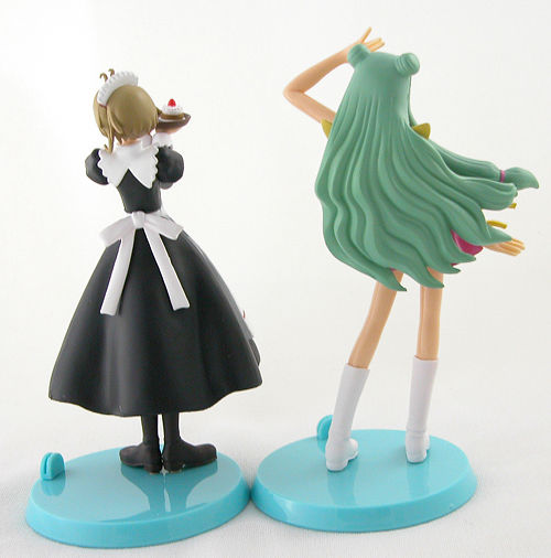 Tsubasa Chronicle Collection figure Sakura  Premiera 1
