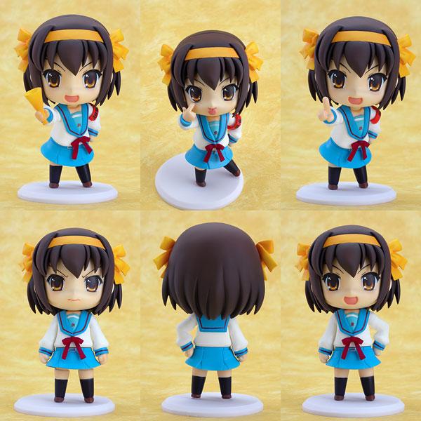 Suzumiya Haruhi no Yuutsu - Nendoroid Haruhi Suzumiya 1