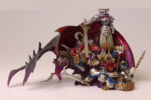 Final Fantasy Master Creatures 2 Knights of The Round 2