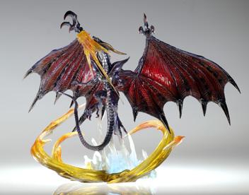 Final Fantasy Master Creatures Bahamut