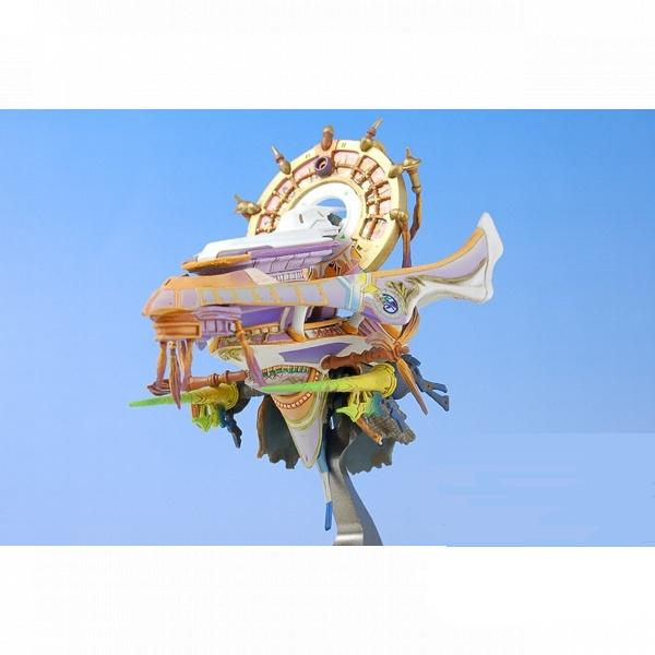 Final Fantasy Mechanical Arts Continental Circus from Final Fantasy VII Advent Children 2