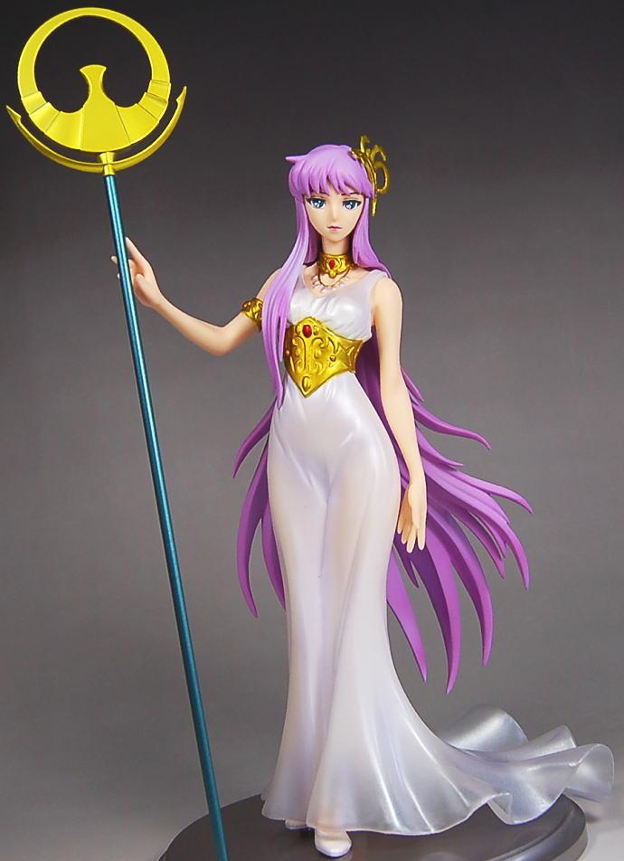 Excellent Model Series Saint Seiya 1/8 Scale Pre-painted PVC Figure - Athena 2