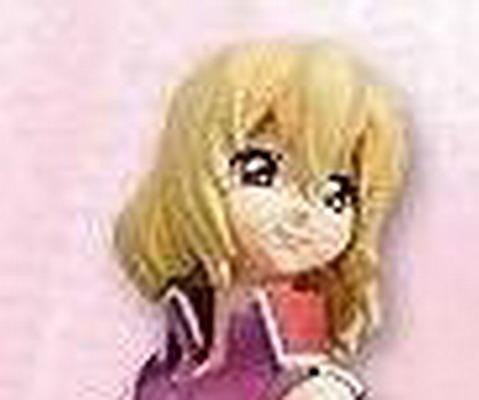 Mobile Suit Gundam Seed Destiny Pre-Painted PVC Figure: Stellar Loussier (Ver. 5)