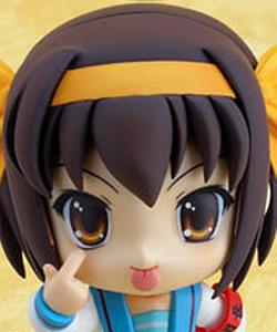 Suzumiya Haruhi no Yuutsu - Nendoroid Haruhi Suzumiya