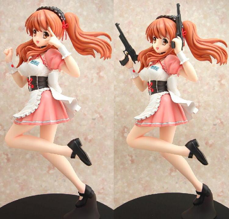 Mikuru Asahina Waitress  Pink Ver. 1