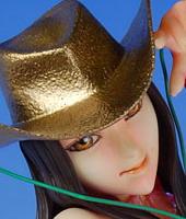 The One Chanbara Extra! Story Image Figure! Aya