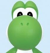 DX Super Mario Sofubi Figure : Yoshi