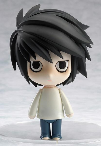 Nendoroid Death Note  L Lawliet 1