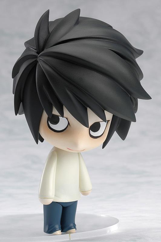 Nendoroid Death Note  L Lawliet 2