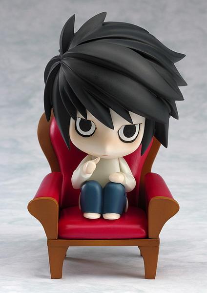 Nendoroid Death Note  L Lawliet 5