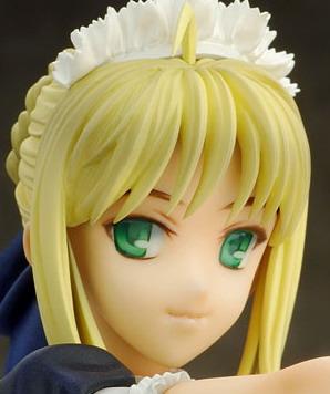 Fate/Hollow Ataraxia : Saber (Maid Ver.)