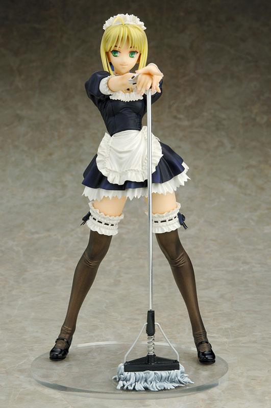 Fate/Hollow Ataraxia : Saber (Maid Ver.) 3