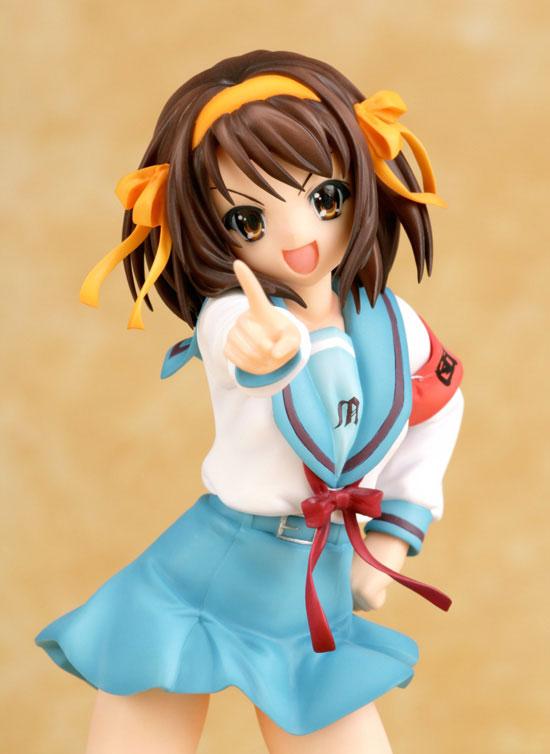 Suzumiya Haruhi no Yuutsu Haruhi Suzumiya  School Uniform Ver 1