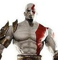 "God of War Action Figure: Kratos 13"""