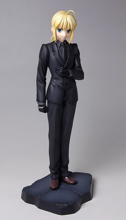 Fate/Zero : Saber (Western Suit) 2