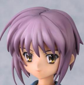 Suzumiya Haruhi no Yuutsu - Yuki Nagato
