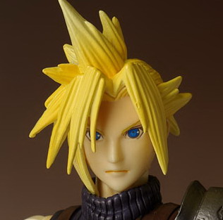 Final Fantasy VII - Play Arts: Cloud Strife