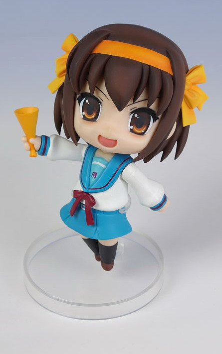 Suzumiya Haruhi no Yuutsu - Nendoroid Haruhi Suzumiya 4