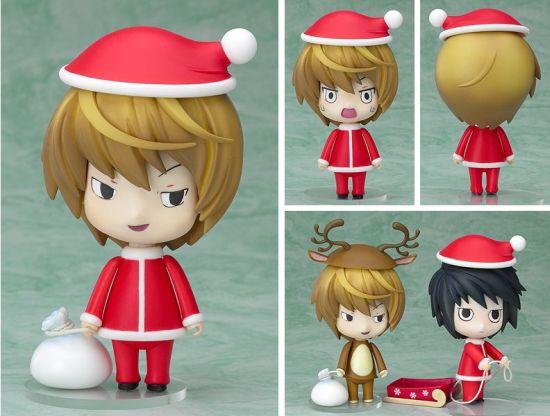Death Note - Nendoroid L  Light Christmas Ver 3
