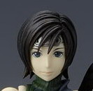 Final Fantasy VII Play Arts Action Figure: Yuffie Kisaragi