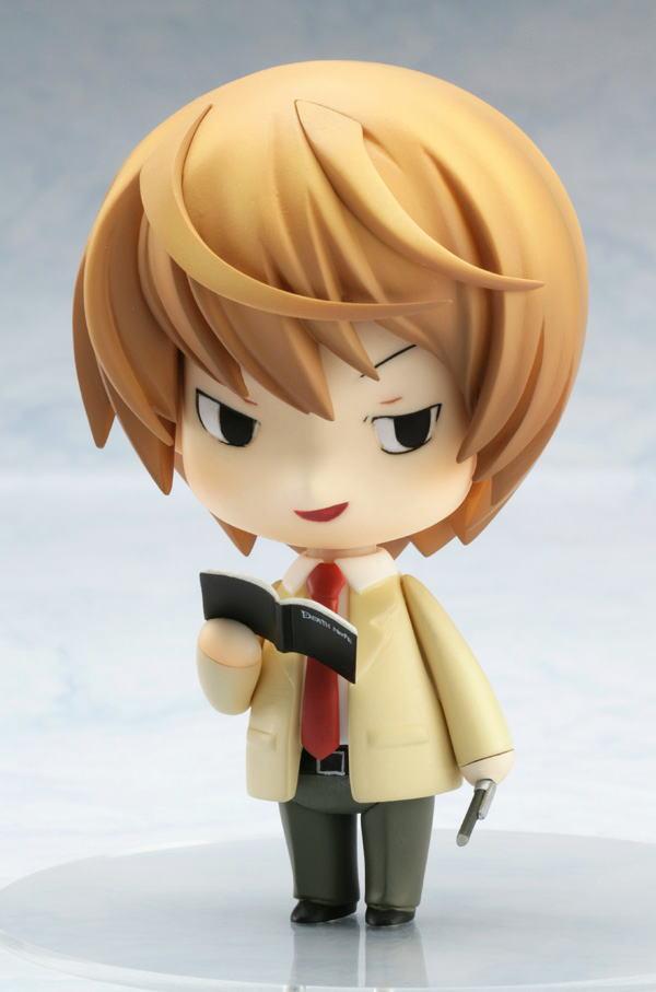 Death Note : Nendoroid Light Yagami (Re-run)