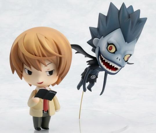 Death Note : Nendoroid Light Yagami (Re-run) 4