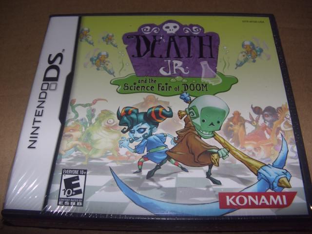 Death Jr. 1