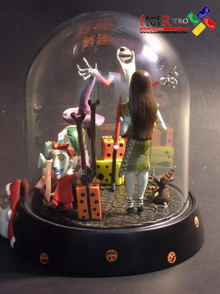 NIGHTMARE BEFORE CHRISTMAS Sanda JACK  Sally 1