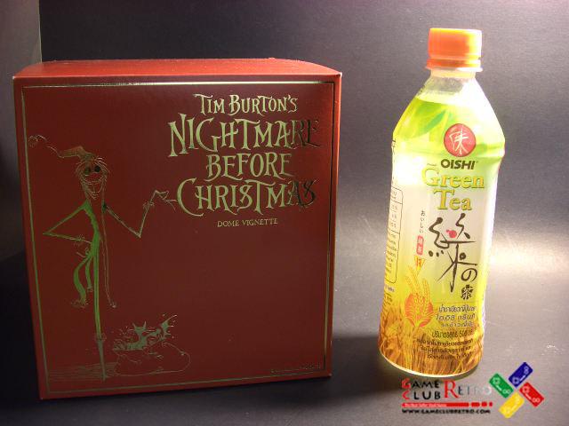 NIGHTMARE BEFORE CHRISTMAS  : Sanda JACK  Gift 2
