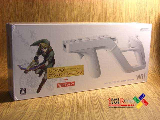 Link's BowgunTraining + Wii Zapeer