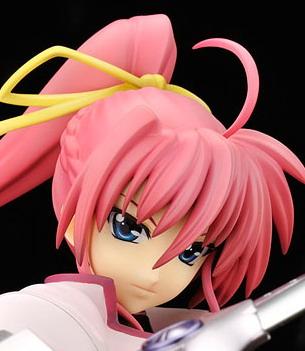 Magical Girl Lyrical Nanoha StrikerS Signum