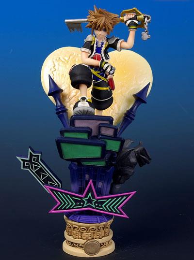 Kingdom Hearts Formation Arts Vol.3:Sora