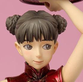 Excellent Model Core Spirit of Wonder China Melancholy