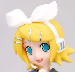Character Vocal Series 02  Figma Kagamine Rin