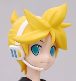 Character Vocal Series 02 Figma Kagamine Len