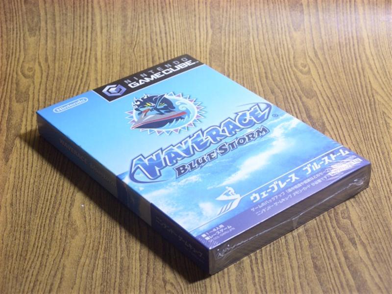 Wave rave blue stom