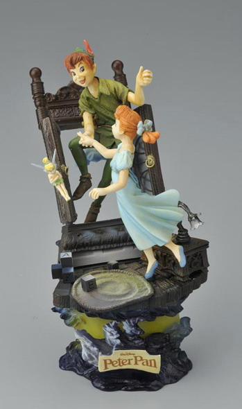 Peter Pan Formation Arts Complete Set of 5 3