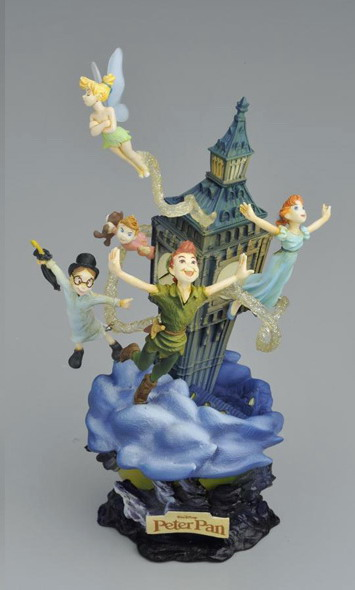 Peter Pan Formation Arts Complete Set of 5 4