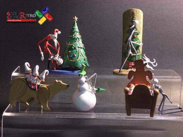 Nightmare Before Christmas Gashapong 3